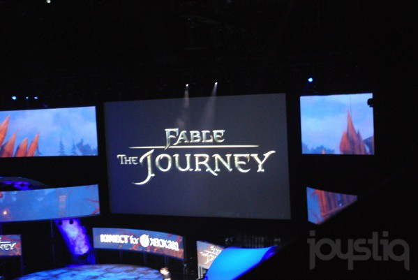 E3 2011 Microsoft Games: Fable The Journey
