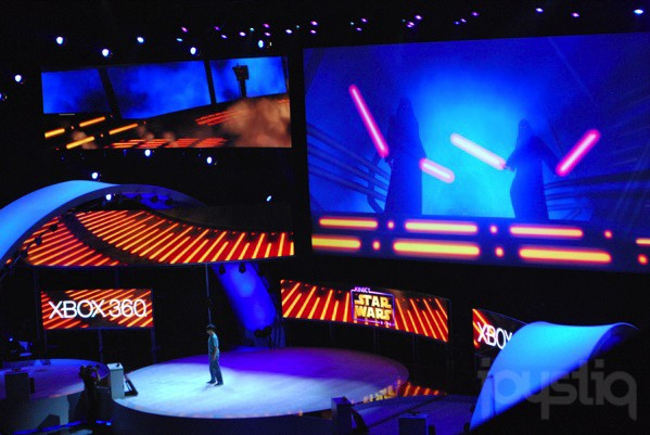 E3 2011 Microsoft Games: Kinect Star Wars