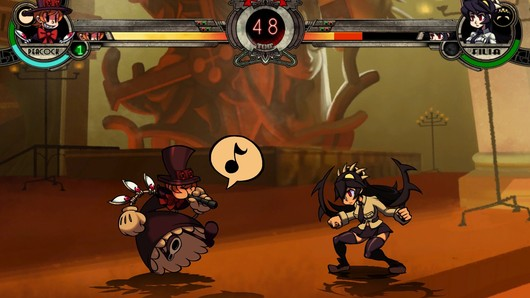 Skullgirls 'Slightly Different Edition' patch hits PS3 version Nov