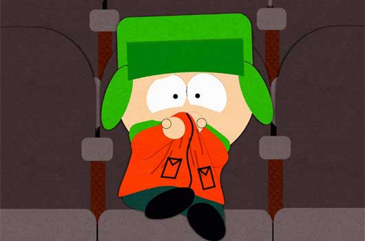 South Park's fifth character class is the 'Jew'