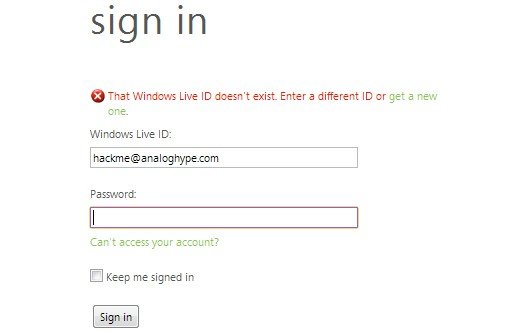 Windows Live login suggested as Xbox Live security flaw