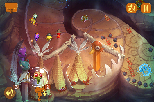 Squids Wild West hits this summer, free preview update for iOS out now
