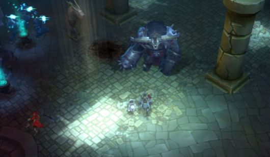 Torchlight 2 World Map.Torchlight 2 Review Up In The World