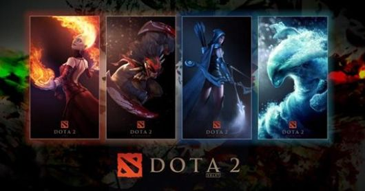 dota 2 launching now officially