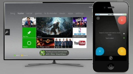 Xbox SmartGlass for iOS out now