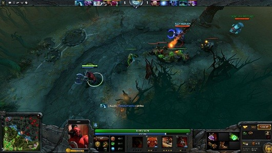 valve tried dota 2 on tablets they ended up being a disappointment