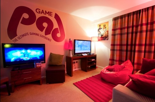 UK Retailer GAME Invites Londoners To Stay At Its Gamified Hotel Suite - Hotel design games