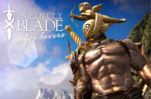 Infinity Blade free until Feb  21