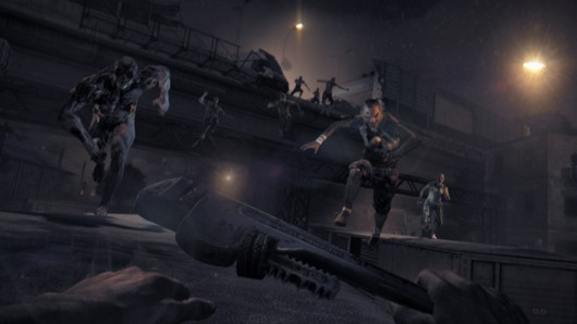 Dying Light Debut Gameplay Shows Free Running Zombie Slaying