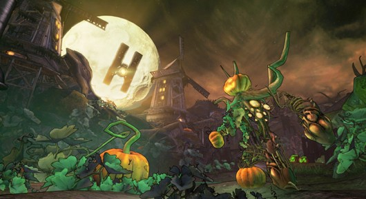 Borderlands 2 new Halloween-themed DLC available Oct. 22