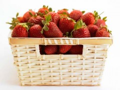 Strawberries Mother's Day
