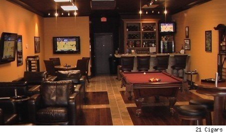 Interior Design Lounge Room on New Rocky Patel Cigar Lounge To Open In  Scottsdale