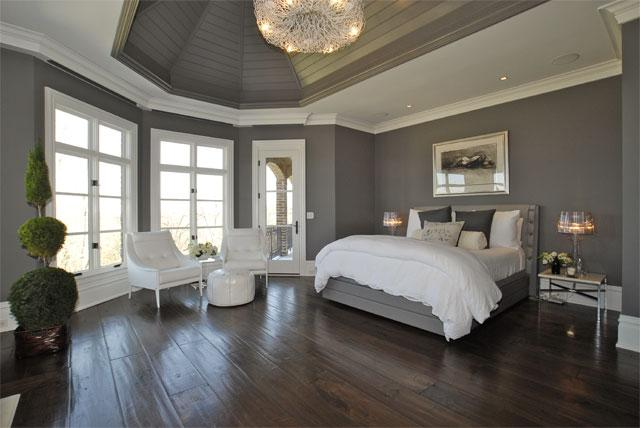 This Is Probably The Most Elegant Gray Bedroom I Have Ever Seen Swoon
