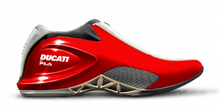 89976846267 Heel & Toe: Oregon designer dreams up Ferrari, Ducati sneakers ...