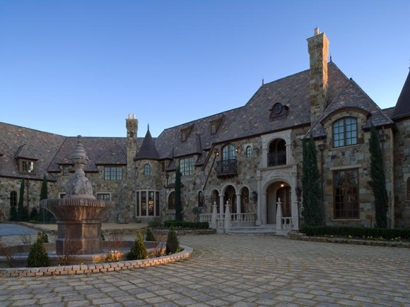 Celebrity Homes Chateau Du Lac In Flower Mound Draw