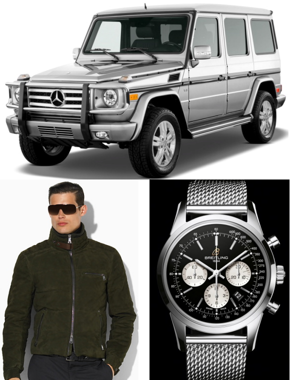 The Classicist: Seeing Out the Season in Style with the Mercedes-Benz G550