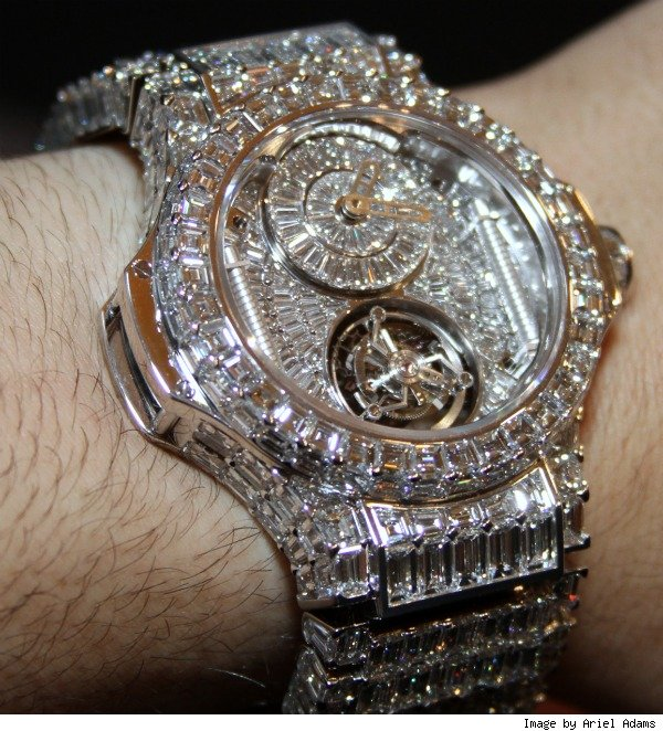 41aa8a51f Don Burleson Blog: The world's most expensive watch