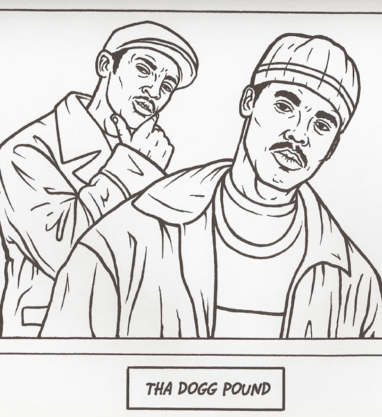 rap star coloring pages - photo #34