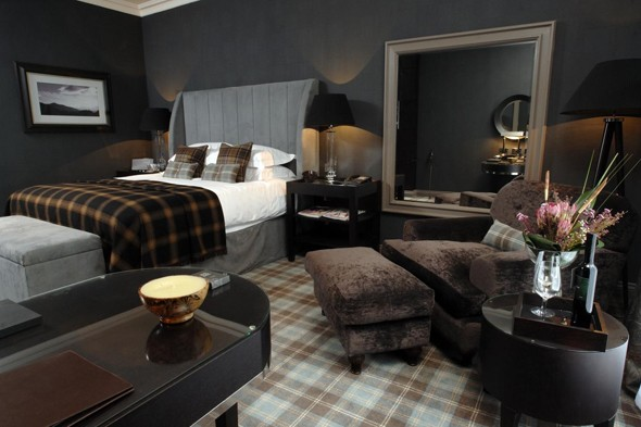 Hotel Review Cameron House Loch Lomond