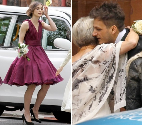 Hairstyle For Brothers Wedding: Keira's Wedding Style! Actress Makes Beautiful Bridesmaid