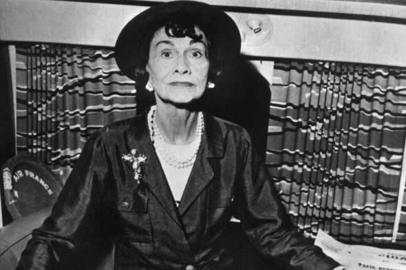 New Biography Claims That Coco Chanel Was A Nazi Secret Agent