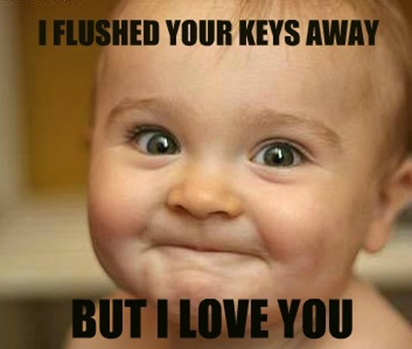 The Funniest Baby Memes From Around The Web