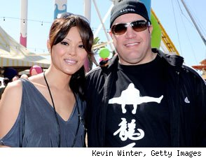 Opinion you kevin james wife asian