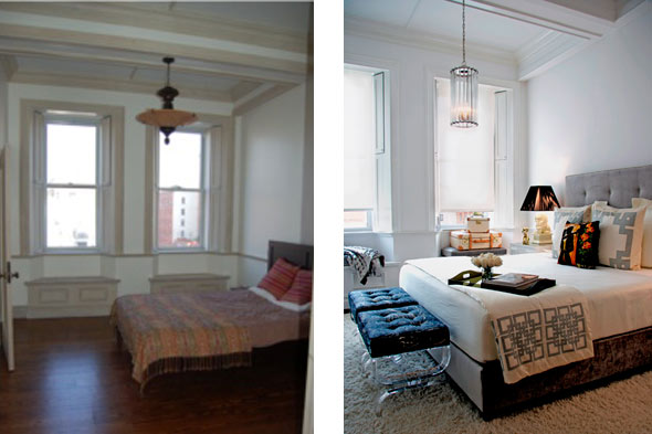 Master Bedroom Makeover After: ALEX M LYNCH: Before And After Room Makeovers