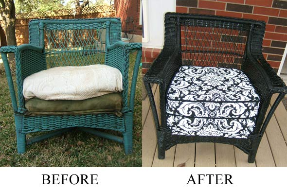 How To Use Wicker In Winter
