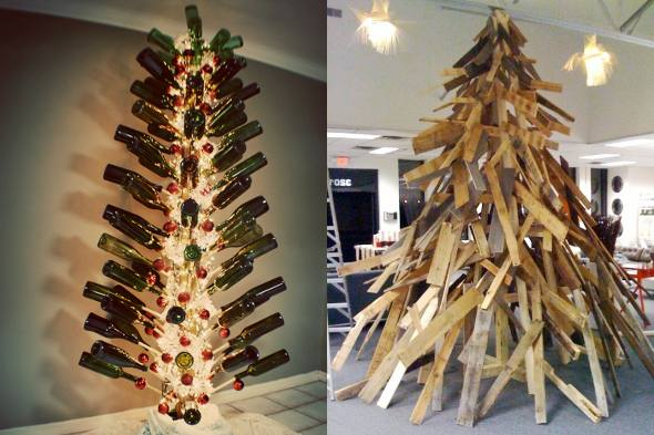 These Christmas Trees Are Just Ridiculous