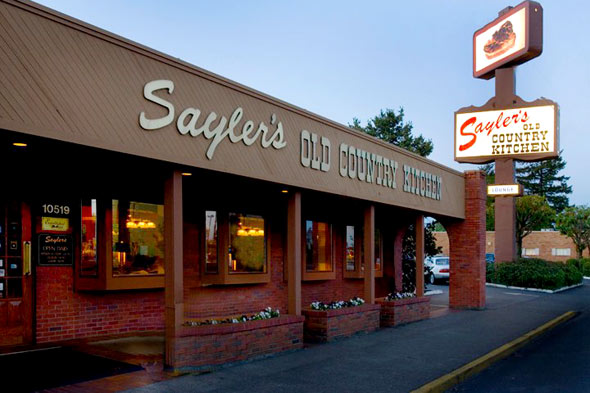 Saylers Country Kitchen Portland Or