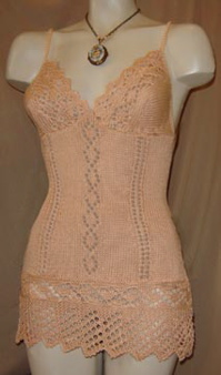 Knitted Lingerie Patterns 65