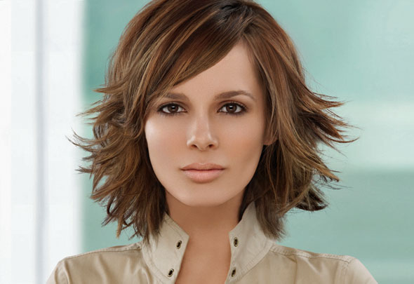 Celebrities Hairstyles: Fivipedoy: Hilary Swank Hairstyles