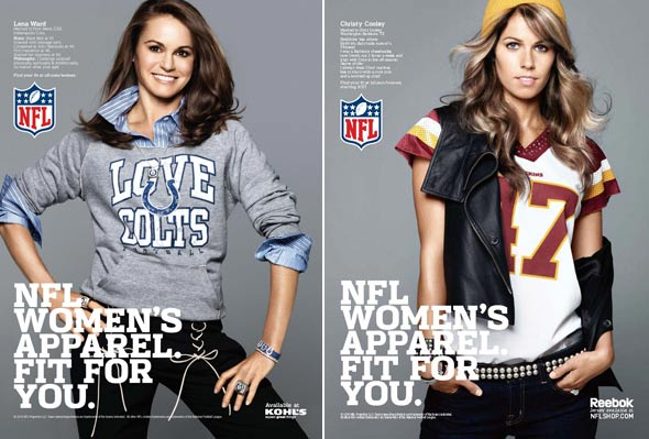 Shout Out To The NFL–It s About Time you started marketing to women ... 170adbcd55