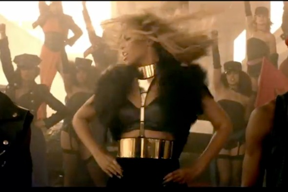 IamXcessP: BEYONCE'S DANCE STEPS IN HER NEW VIDEO INFLUENCED