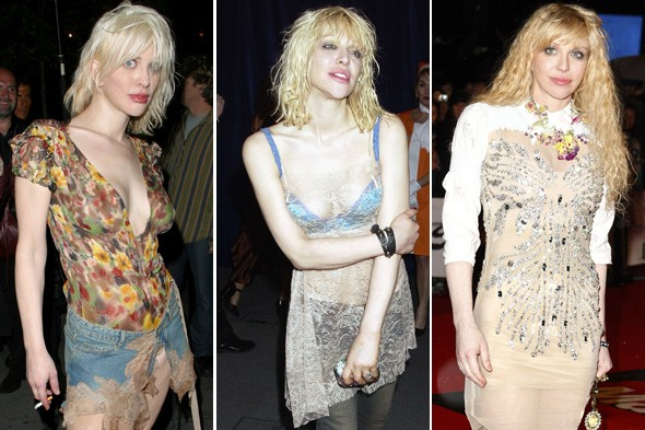 Entertainment Highlight Reviews: Courtney Love | Style ...