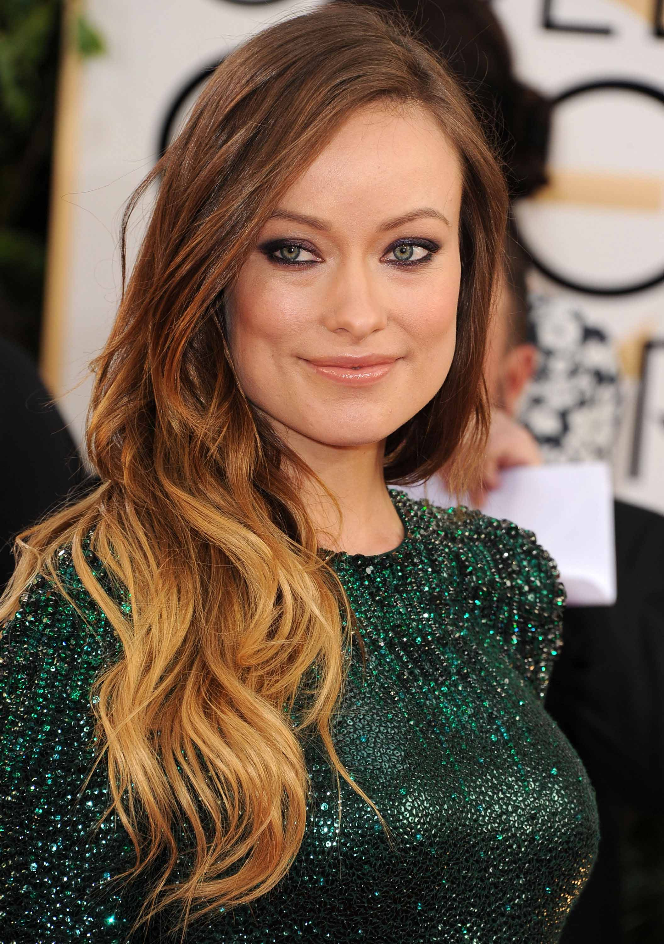 Olivia Wilde Profile And New Pictures 2013: Get The Look: Olivia Wilde's Sexy Smoky Eye At The 2014