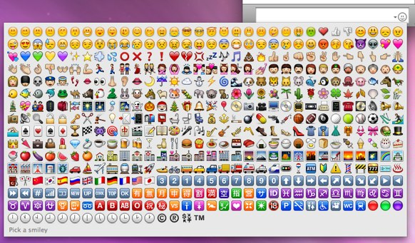 Mod Get The Android Emoji Font From Jb On Sony