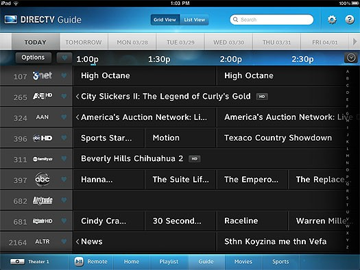 Directv® caribbean | official site | programming guide.