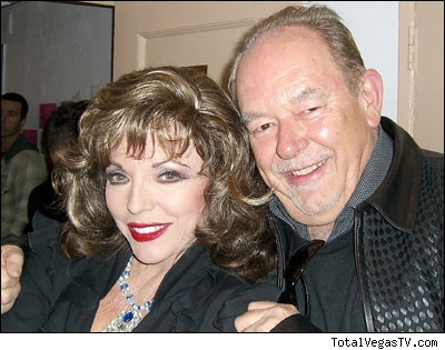 joan severance and robin leach relationship goals